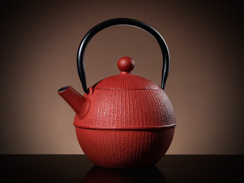 TWG Tea Mari Teapot in Red