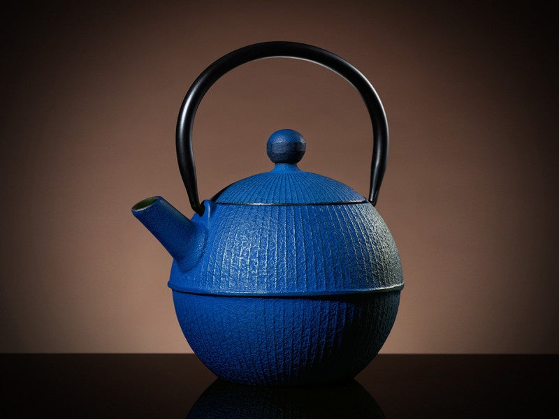 TWG Tea Mari Teapot in Blue