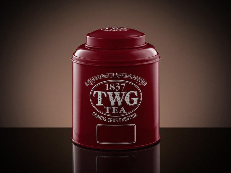 TWG Tea Artisan Tea Tin in Red (150g)
