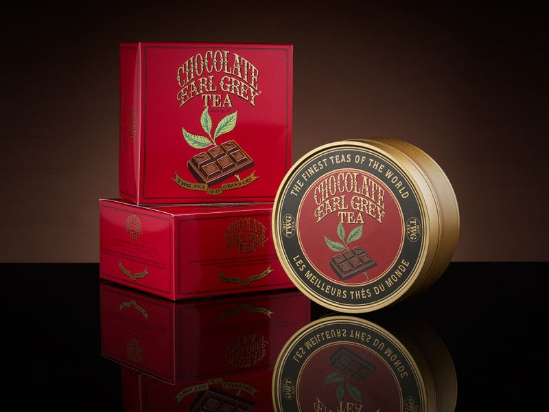 TWG Tea Chocolate Earl Grey Caviar