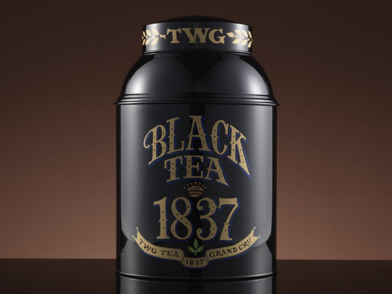 TWG Tea Collector's Tea Tin, 1837 Black Tea, 1kg