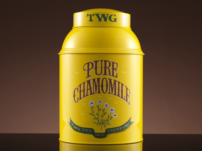 TWG Tea Collector's Tea Tin 1kg, Chamomile