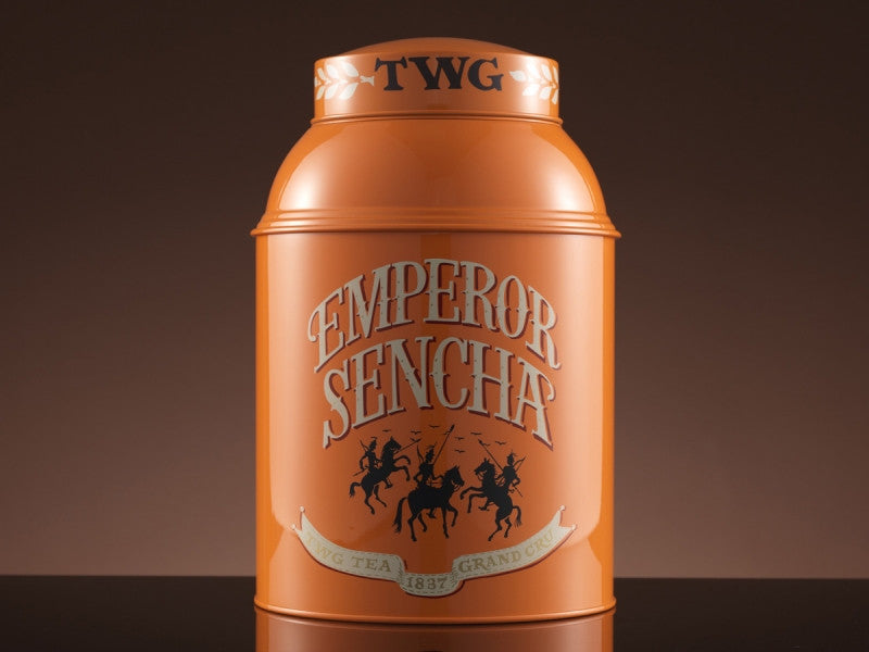 TWG Tea Collector's Tea Tin 1kg, Emperor Sencha
