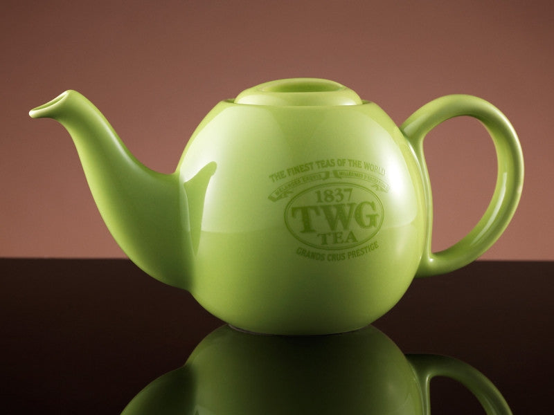 TWG Tea Design Orchid Teapot in Green (500ml)