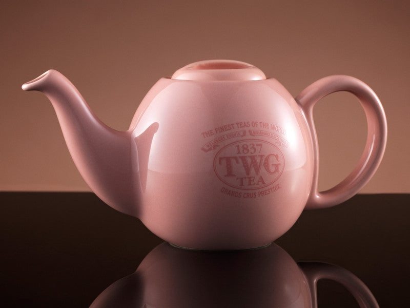 TWG Tea Design Orchid Teapot in Pink (500ml)