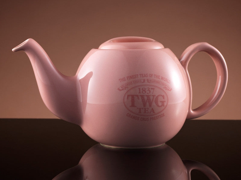 TWG Tea Design Orchid Teapot in Pink (900ml)