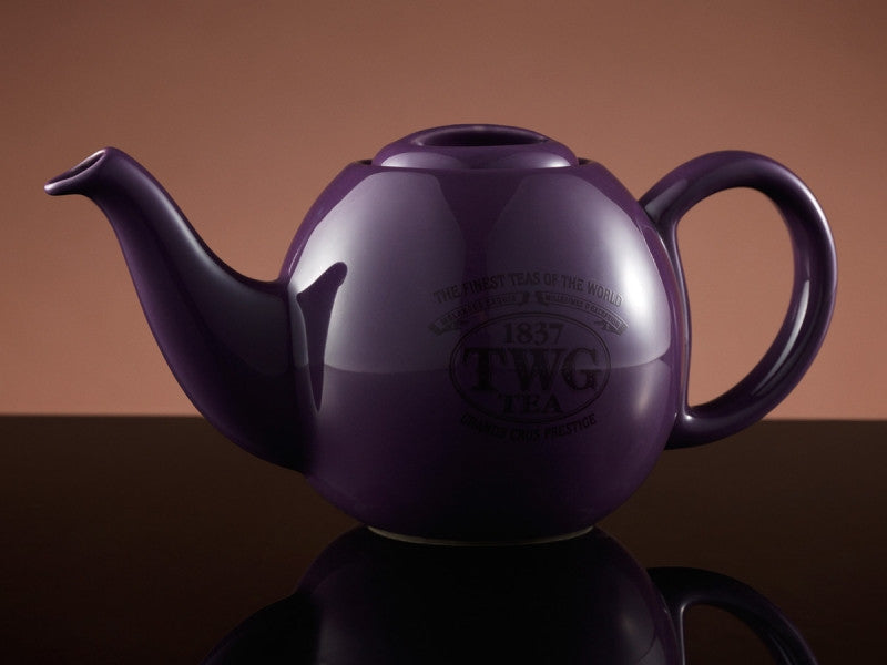 TWG Tea Design Orchid Teapot in Violet (500ml)