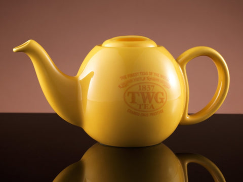 Design Orchid Teapot in Yellow (900ml)