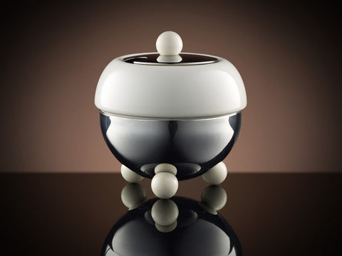 Design Sugar Bowl in Black