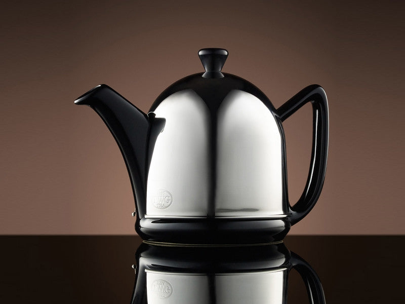 TWG Tea Dome Teapot in Black
