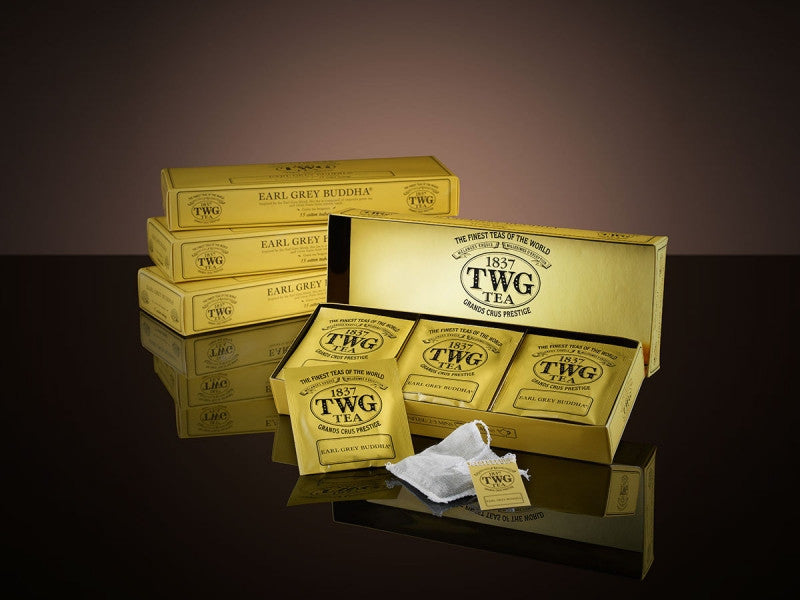 TWG Tea Teabags Earl Grey Buddha