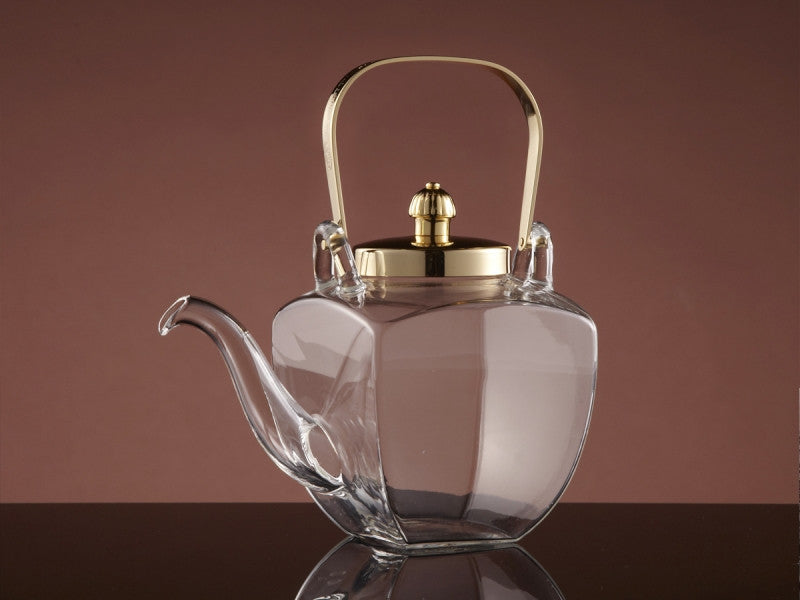 TWG Tea French Teapot in Gold