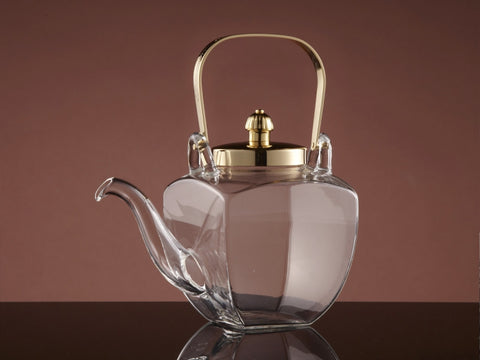 Glamour Teapot in White (450ml)