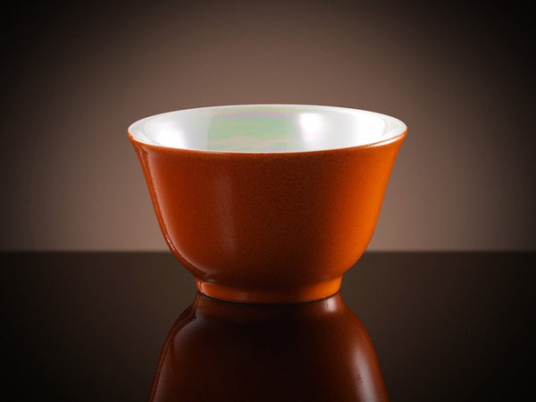 TWG Tea Glamour Tea Bowl in Orange