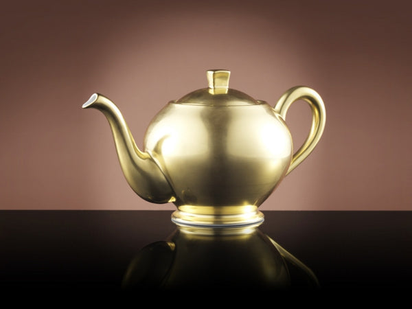 TWG Tea Glamour Teapot in Gold (450ml)