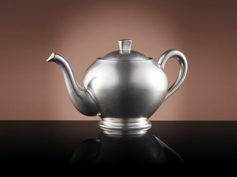 TWG Tea Glamour Teapot in Platinum (450ml)