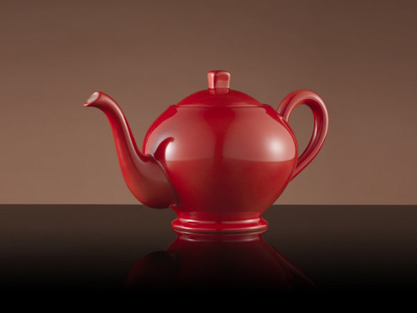 TWG Tea Glamour Teapot in Scarlet (450ml)
