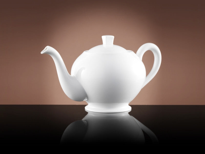 TWG Tea Glamour Teapot in White (450ml)