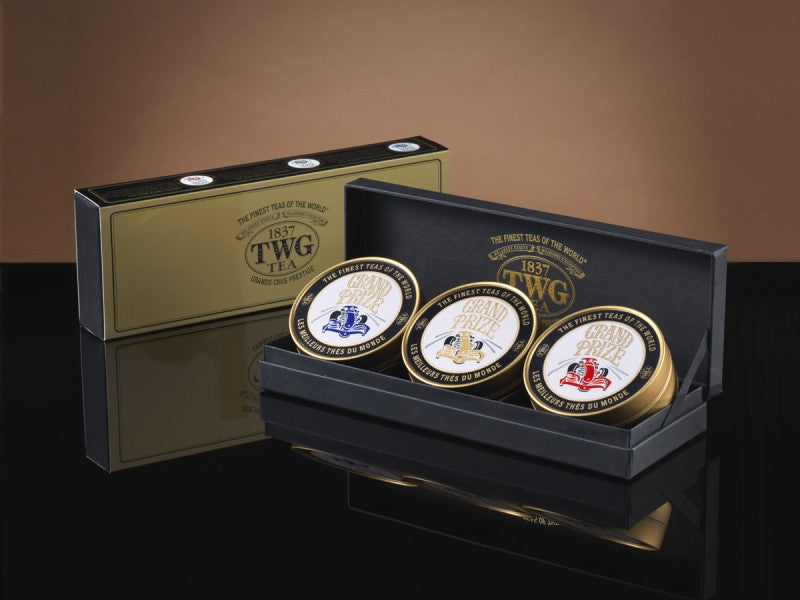 TWG Tea Grand Prize Tea Set