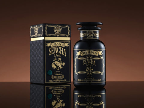 Collector's Tea Tin, 1kg, 1837 Black Tea,