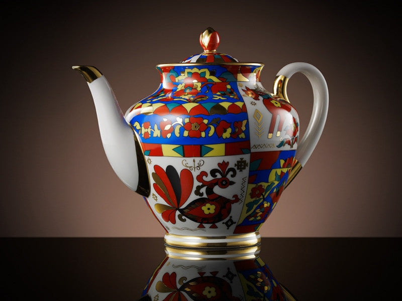 TWG Tea Grand Summer Palace Teapot (2L)