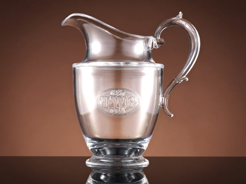 TWG Tea Iced Tea Carafe in Clear