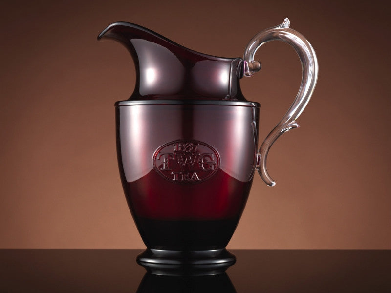 TWG Tea Iced Tea Carafe in Red
