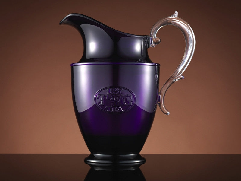 TWG Tea Iced Tea Carafe in Violet