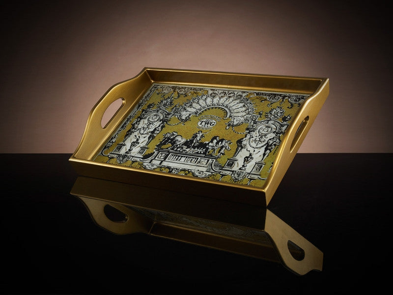 TWG Tea Palace Tea Tray