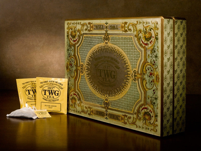 TWG Tea Paris Teabag Chest