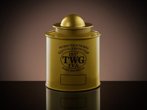 Saturn Tea Tin in Gold (50g)