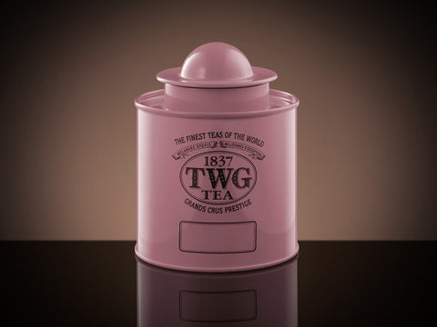 Saturn Tea Tin in Pink (50g)
