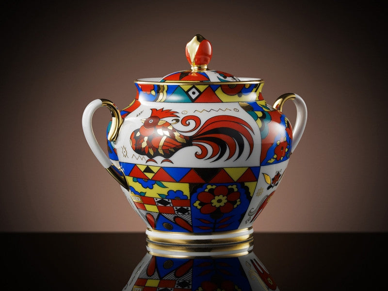 TWG Tea Summer Palace Sugar Bowl