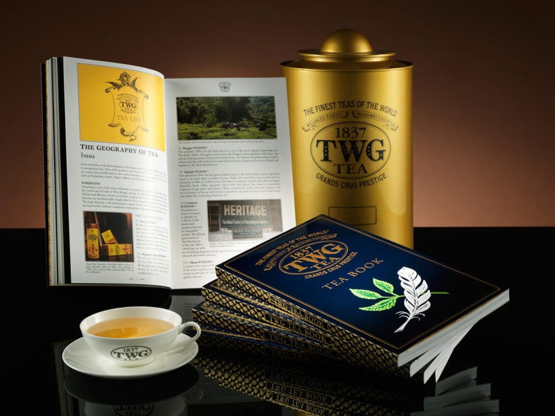 TWG Tea Book