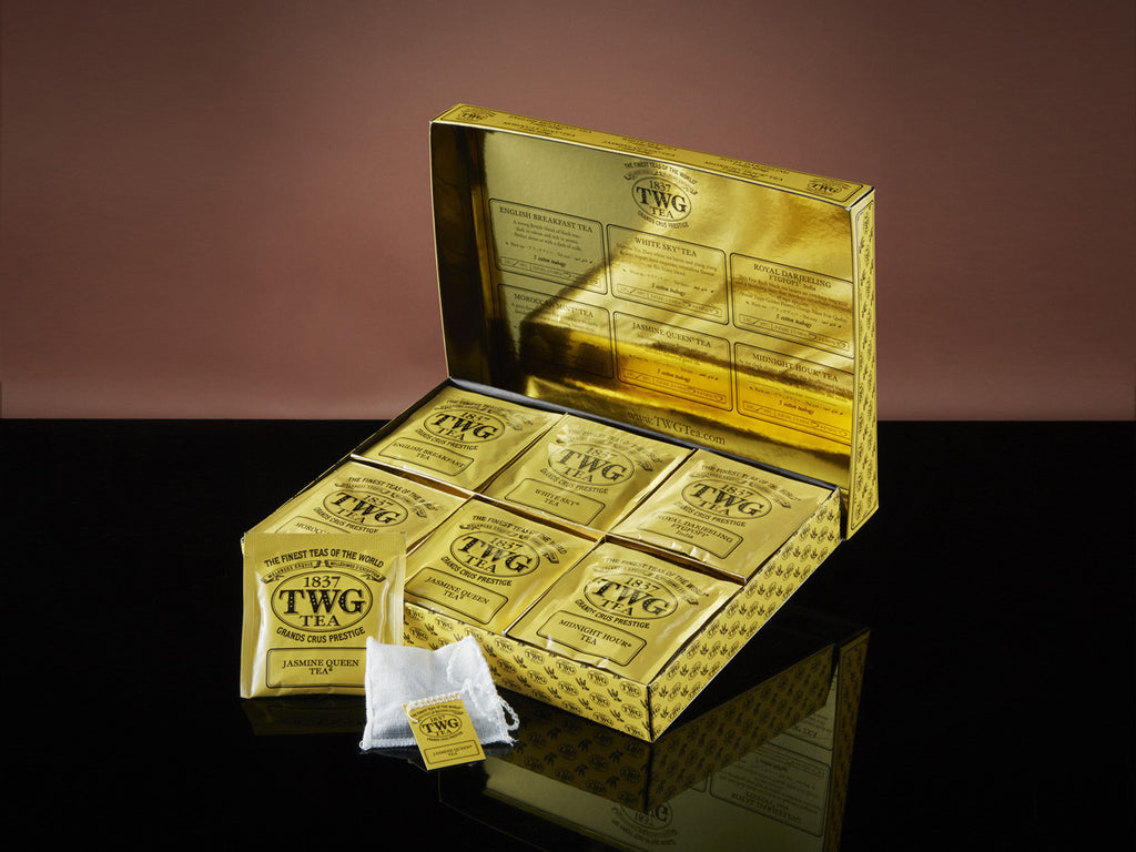 Around the Globe Tea Set by TWG Tea, Canada