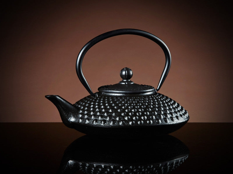 TWG Tea Warrior Teapot in Black (1.2L)