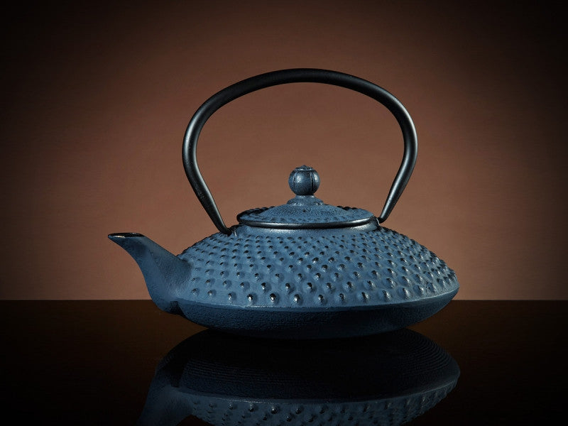 TWG Tea Warrior Teapot in Blue (1.2L)