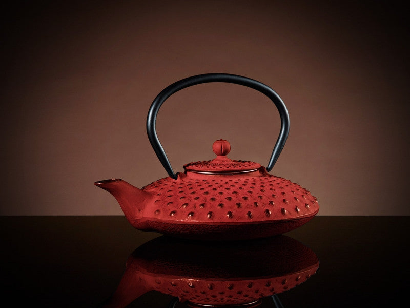 TWG Tea Warrior Teapot in Red (450ml)