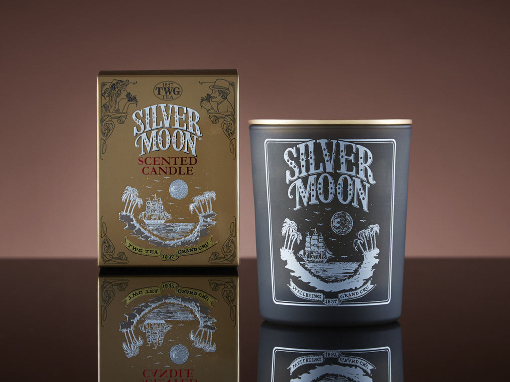 TWG Tea Silver Moon Tea Scented Candle
