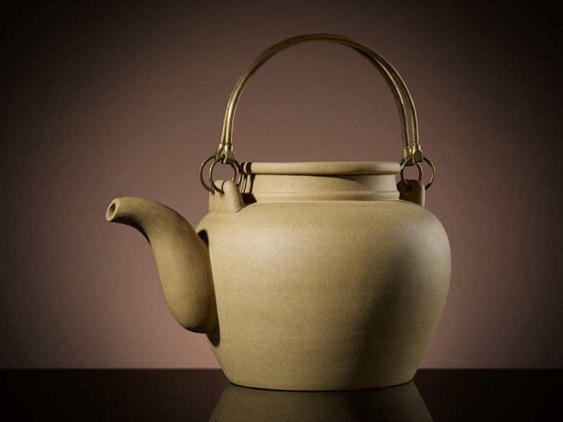 TWG Tea Yixing Teapot in Yellow (1.2L)