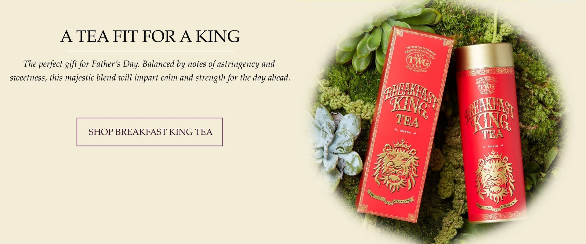 Shop TWG Tea Always Sakura Tea - spring green tea