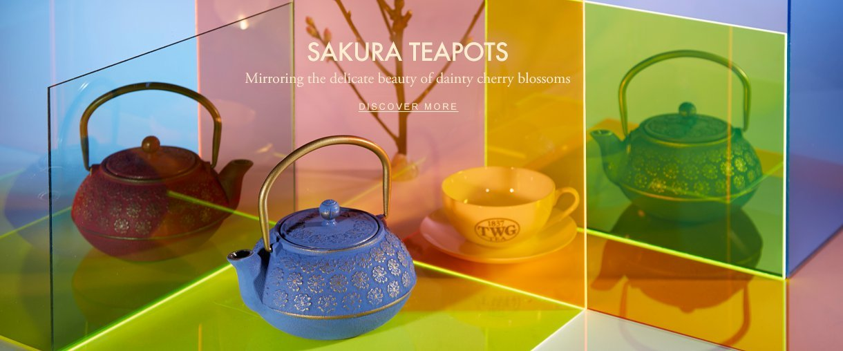 Design Orchid Teapot Collection, express individuality through style. Shop Here!