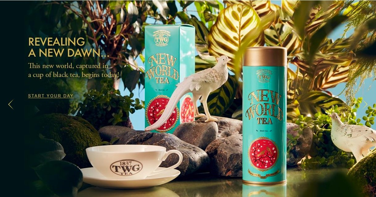 New World Tea