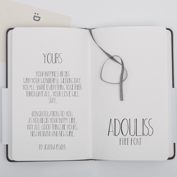 Adouliss Font