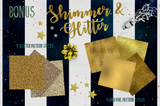 Chic watercolor Textures kit
