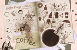 Paint with Coffee in Photoshop - Photohack Lovers