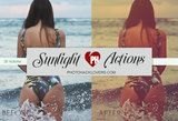 SunLight Actions - Photoshop Actions Bundle - Photohack Lovers