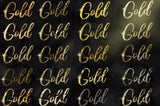 50 Gold Foil TEXTURES & BACKGROUNDS - Photohack Lovers