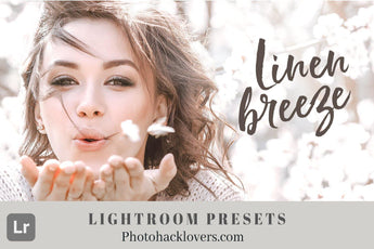 Linen Breeze Mobile Lightroom Presets - Photohack Lovers