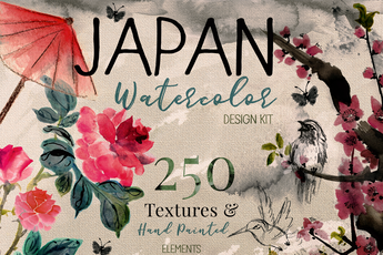 Japanese Design Bundle